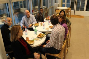 Dinner at Toastmasters